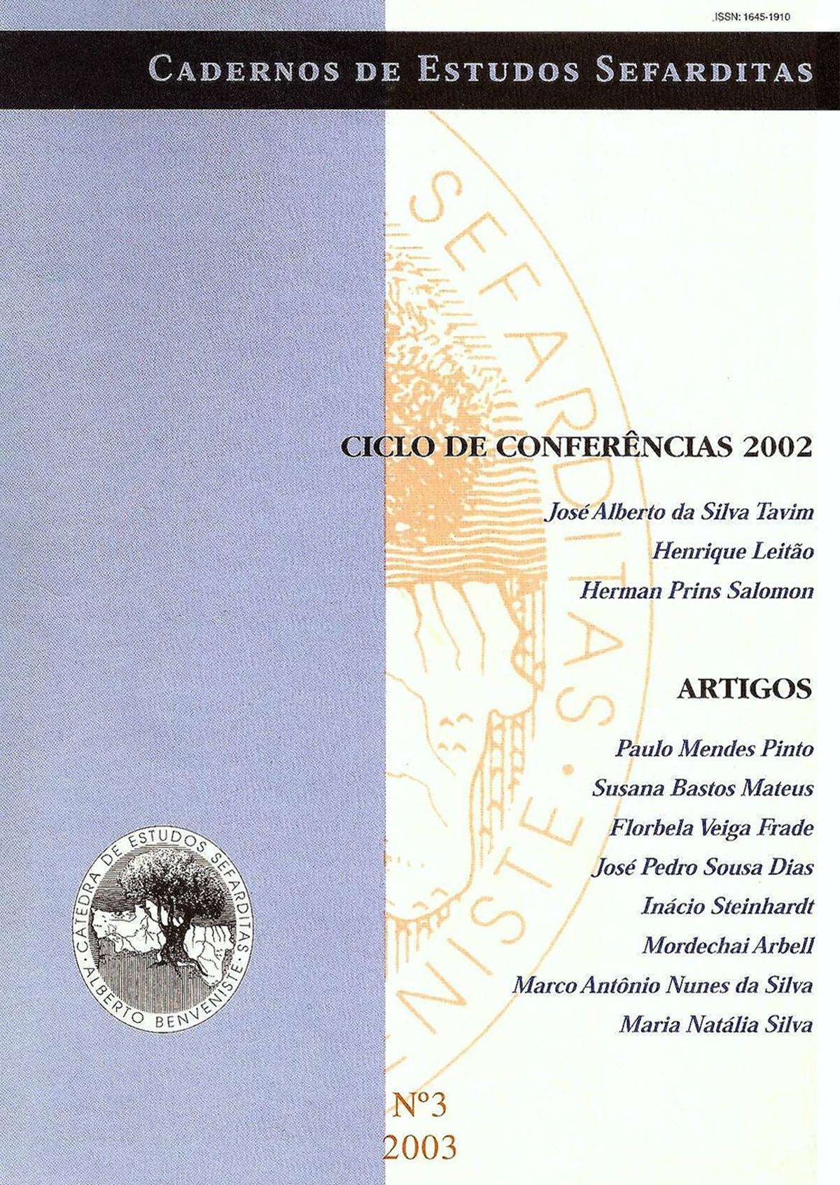 Nº3 / 2003